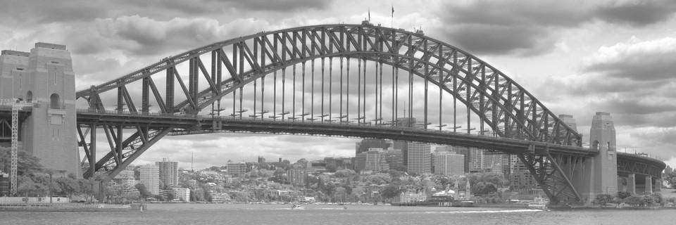 Sydney Harbor Brücke