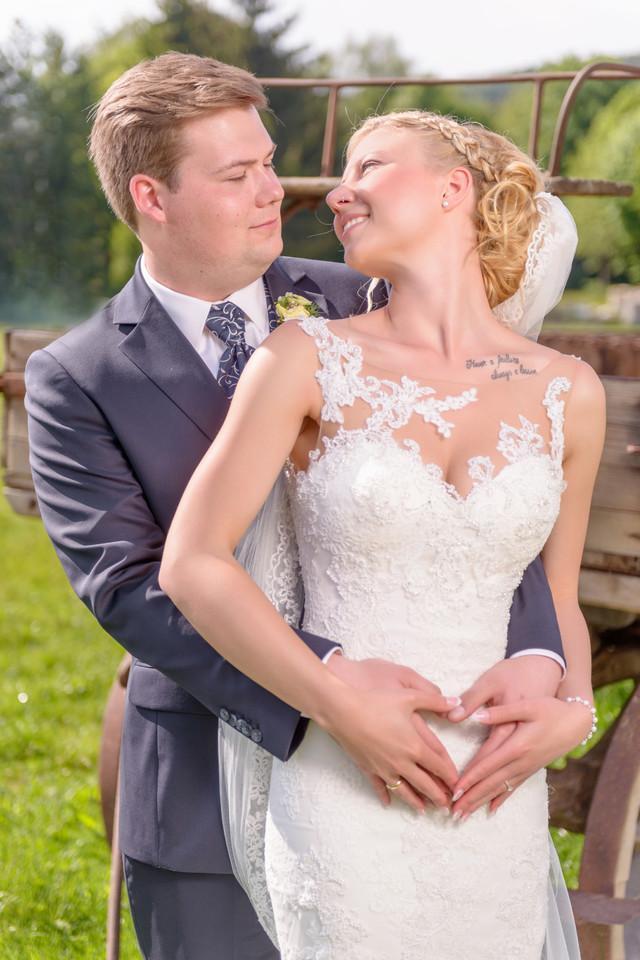 Hochzeit, Paar, Liebe