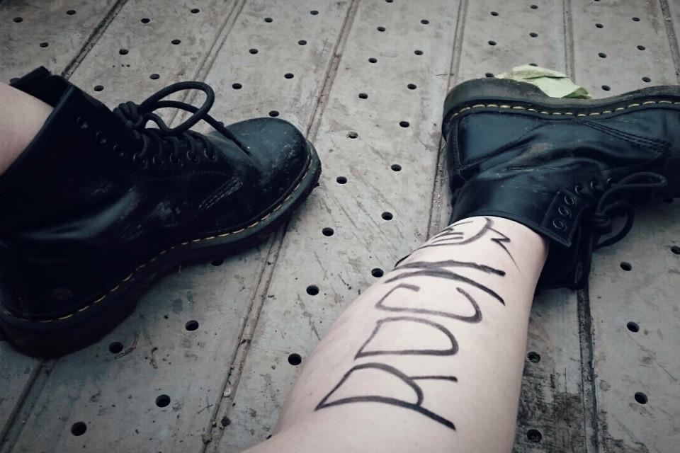 Festival, Beine, Jugend