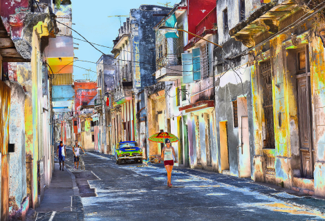 kubanisch Impressionismus