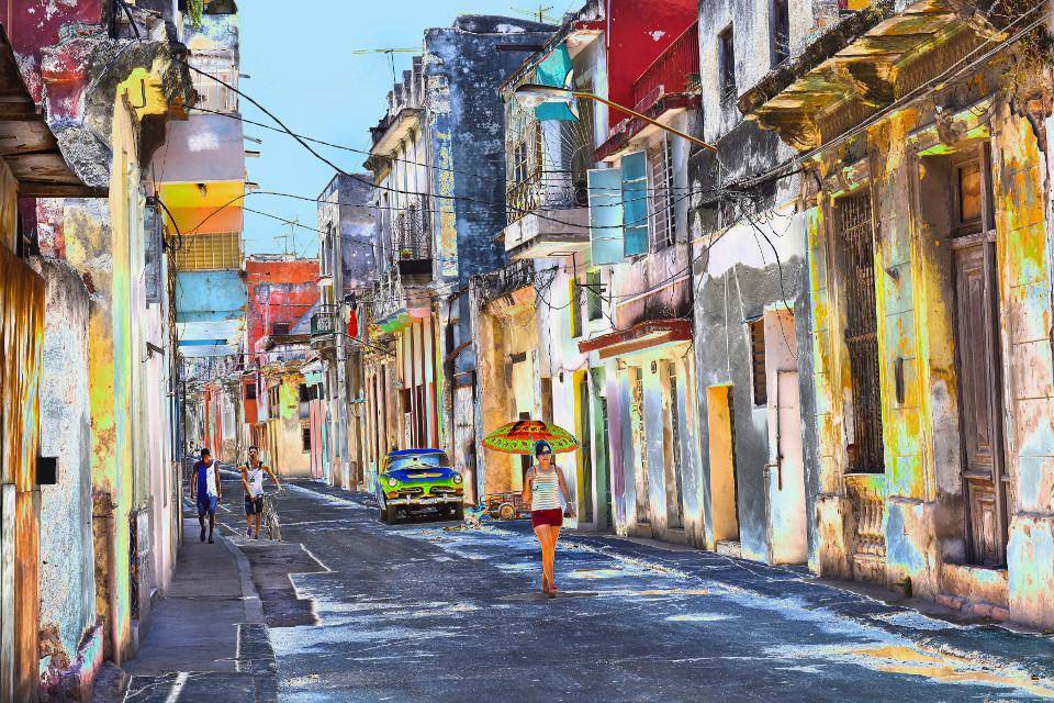 Havanna, Altstadt , kuba