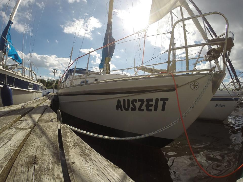 Seereise, Yacht, Seebrücke