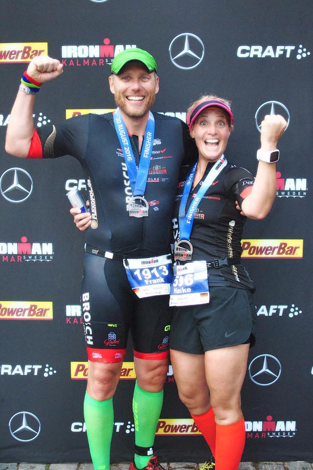 Ironman, Sieg, Paar-Spiele