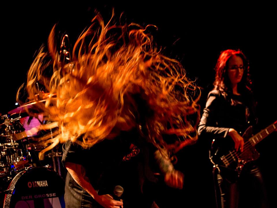 rock and roll, Rockmusik, Konzert, Show, Schwermetall