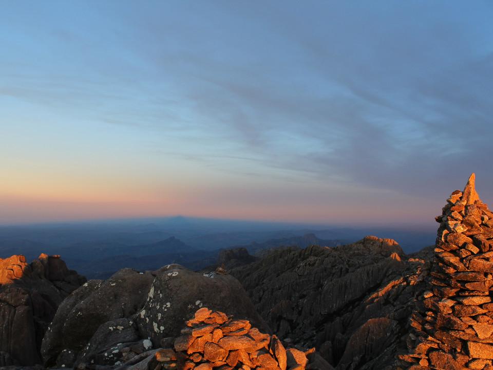 Madagaskar, Sonnenaufgang, Landschaft, Pic Boby