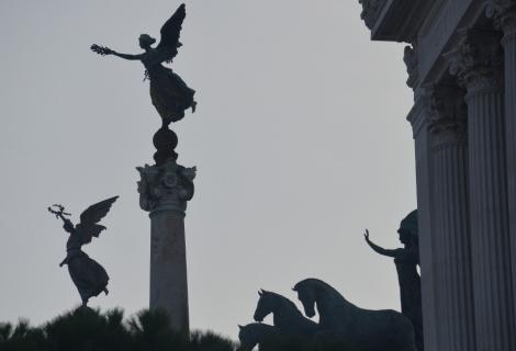 Wenn du in Rom bist