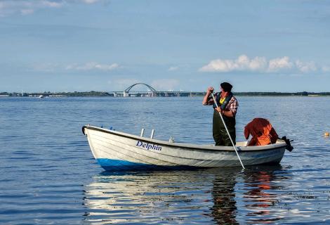 Es gibt etwas Romantisches über Fischer