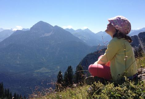 Bergluft fördert gesundes Wachstum