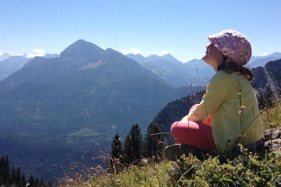 Berge, Kind, Atmung, Gelände, Erfahrung