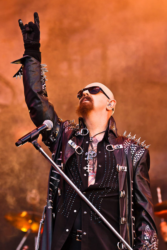 Rockmusik, metal, Judas Priest, Rob Halford, God of meta, Teufelshörner