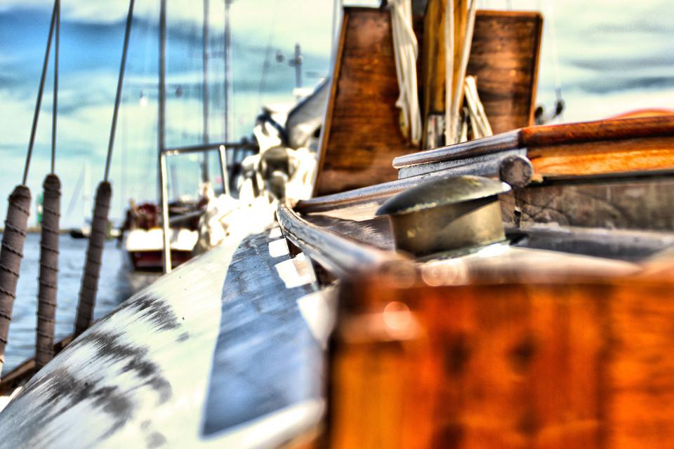 Schiff, Meer, Ostsee, Segeln, Tradition